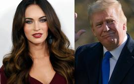 Megan Fox Claps Back At Haters Trying To Cancel Her For Calling Donald Trump 'A Legend' In Out Of Context Comment