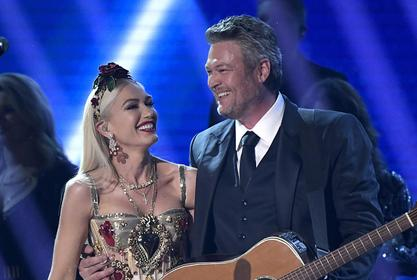 Blake Shelton And Gwen Stefani Are Officially Married!