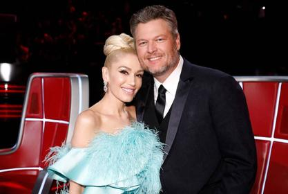 Gwen Stefani Shares The First Pics From Her And Blake Shelton's 'Dream' Wedding!