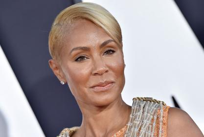 Jada Pinkett-Smith Posts New Pic Of Her Shaved Head And Fans Love It!