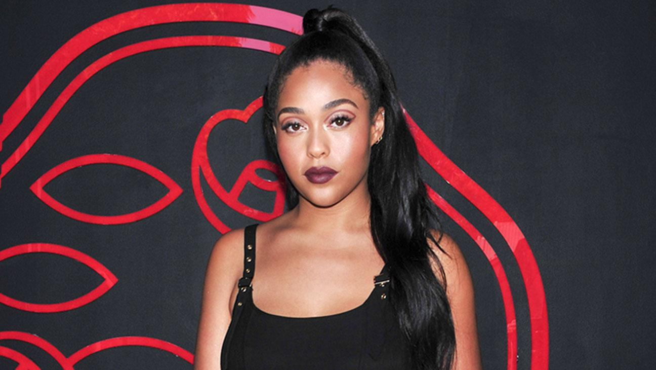 Jordyn Woods Loves To Do Her Own Makeup - Check Out Her Photo