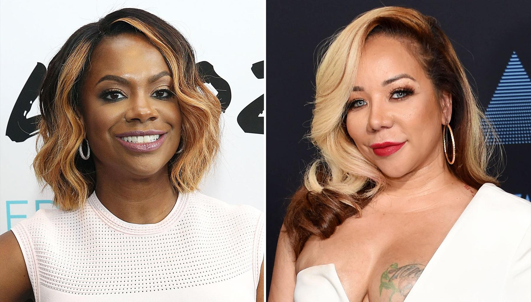 Kandi Burruss Praises Her 'Lil Big Sis' - Check Out Her Message