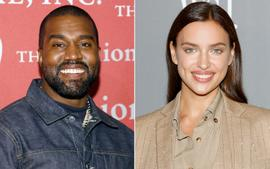 Kanye West And Irina Shayk - Inside Their Relationship A Month After Being Linked Romantically!