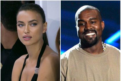 Kanye West And Irina Shayk Reportedly Still Dating In Spite Of Previous Reports Claiming They Were Over Quickly!