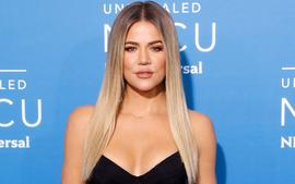 KUWTK: Khloe Kardashian Looks Just Like A Barbie Doll In Neon Pink Bathing Suit From Her New Collection!