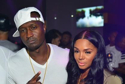 Rasheeda Frost's Hubby, Kirk Frost Has The Time Of His Life