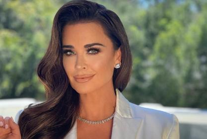 Kyle Richards Runs Into A Beehive And Ends Up In The Hospital - Check Out The Whole Story And Video Of The Scary Incident!