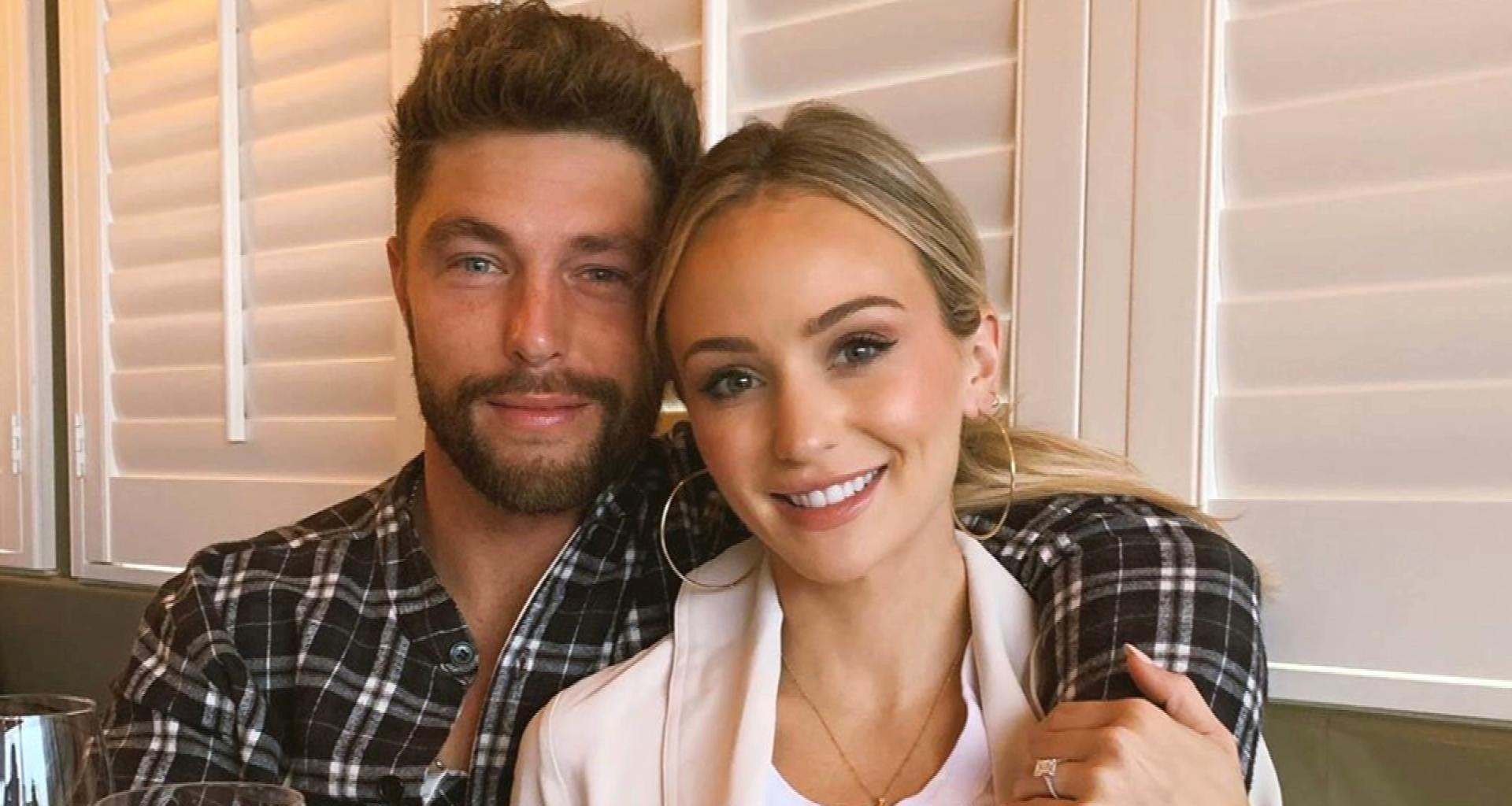Chris Lane And Lauren Bushnell's Newborn Son Hospitalized After Scary Health Problems