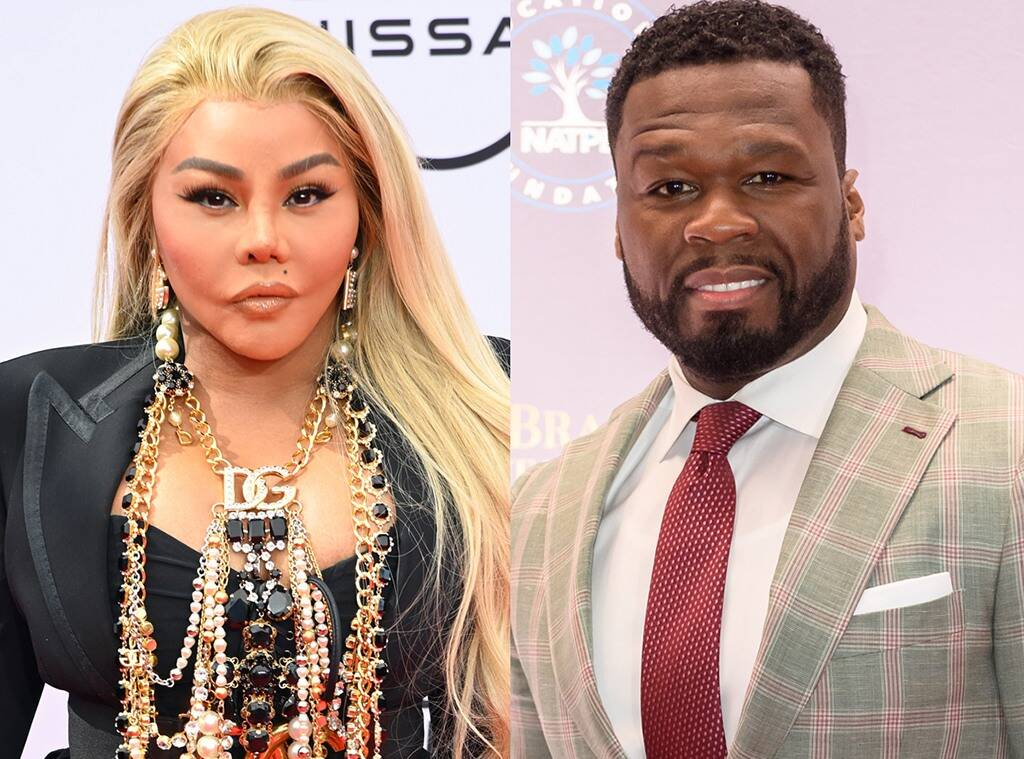 Lil 'Kim responds to 50 Cent after he shades her BET awards look and her response is insanely wild!
