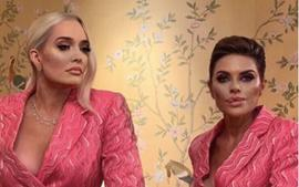 Lisa Rinna Defends Erika Jayne After Camille Grammer Drags Her For Supposedly 'Fake' Crying On RHOBH!