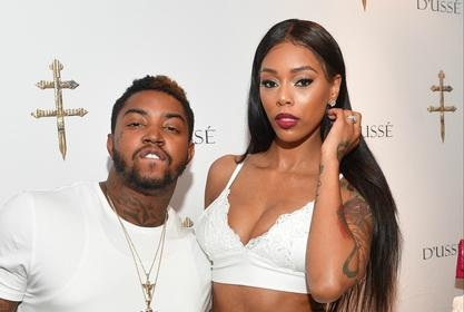 Lil Scrappy And Bambi Benson Welcome Their Baby Girl