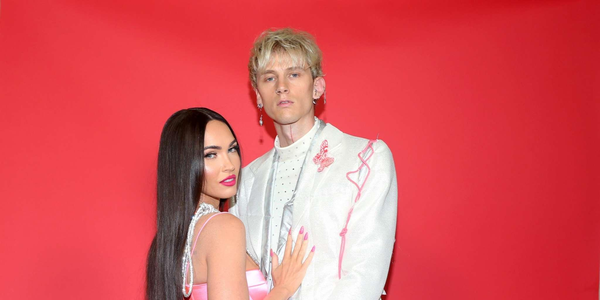 Megan Fox Fiercely Claps Back At Those Criticizing Her And Machine Gun Kelly's Age Gap!