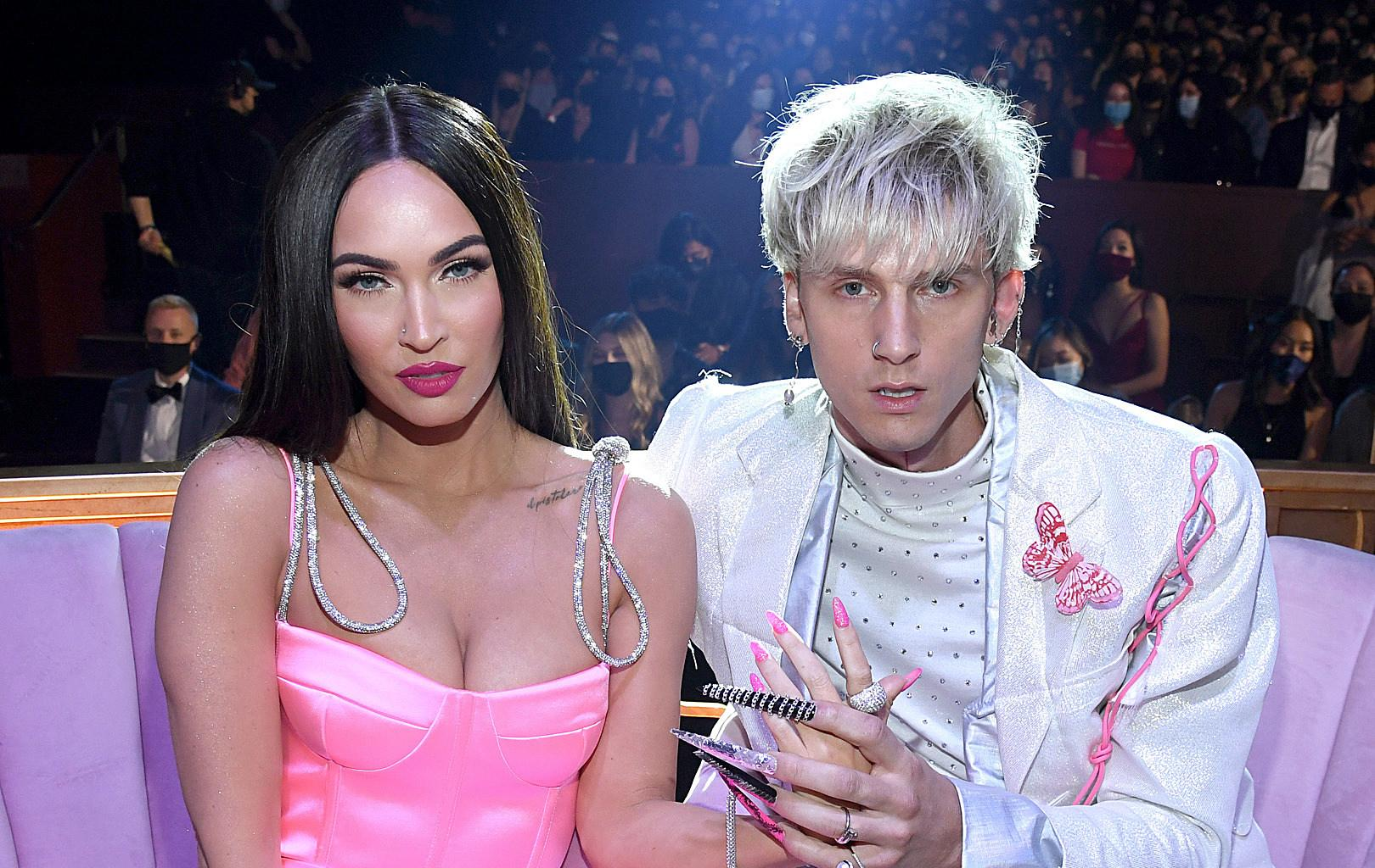 Megan Fox Raves About 'Soulmate' Machine Gun Kelly And Their Incredible Love In A New Interview!