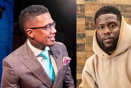 Kevin Hart Gets The Best Revenge On Nick Cannon By Putting His Phone Number On A Massive Billboard - Check It Out!