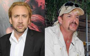 Nicolas Cage Reveals He's No Longer Playing Joe Exotic In Previously Announced Amazon Series - Here's Why!