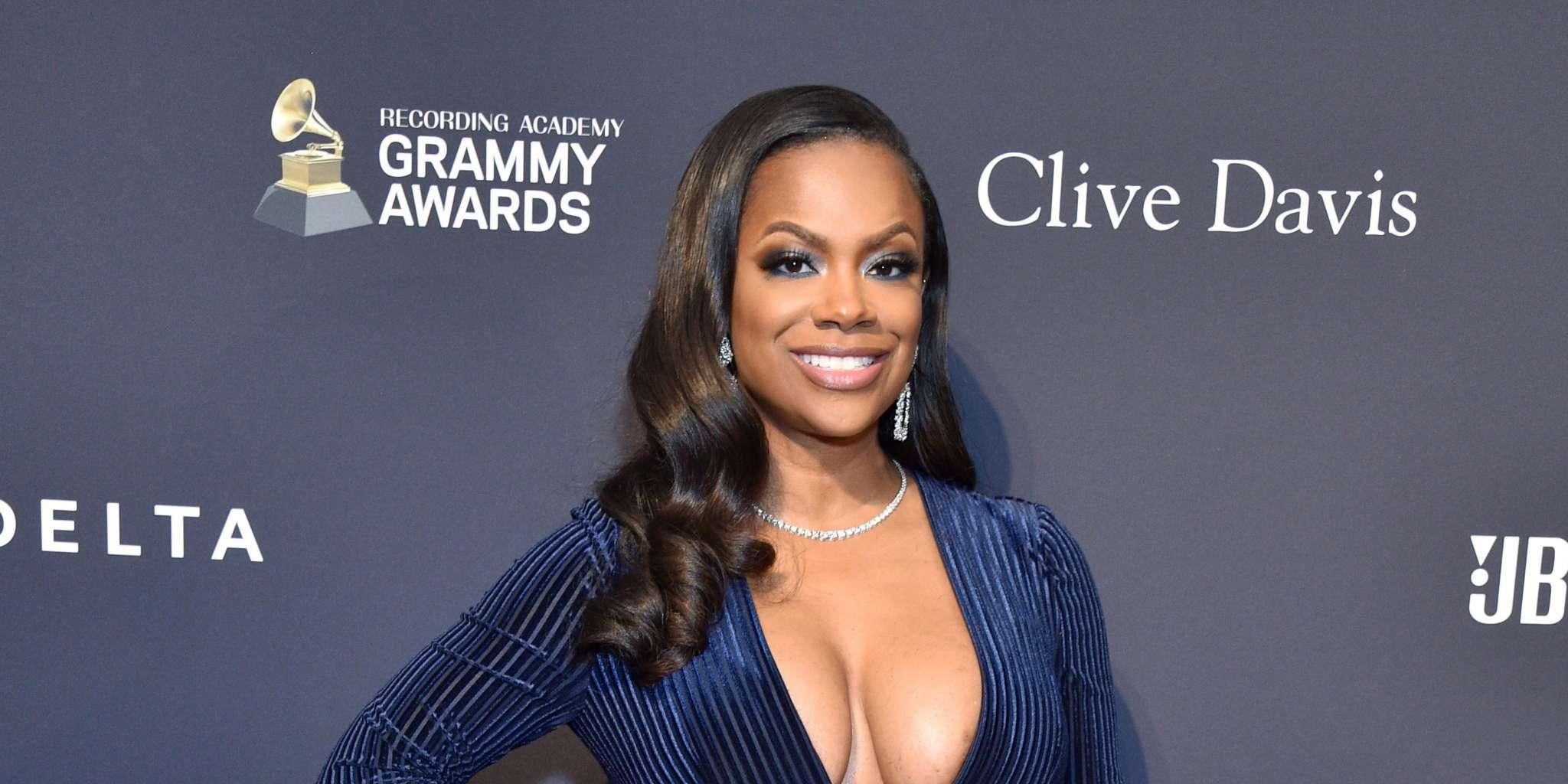 Kandi Burruss Is Feeling Confident After A Particular Procedure - Check Out What It Is