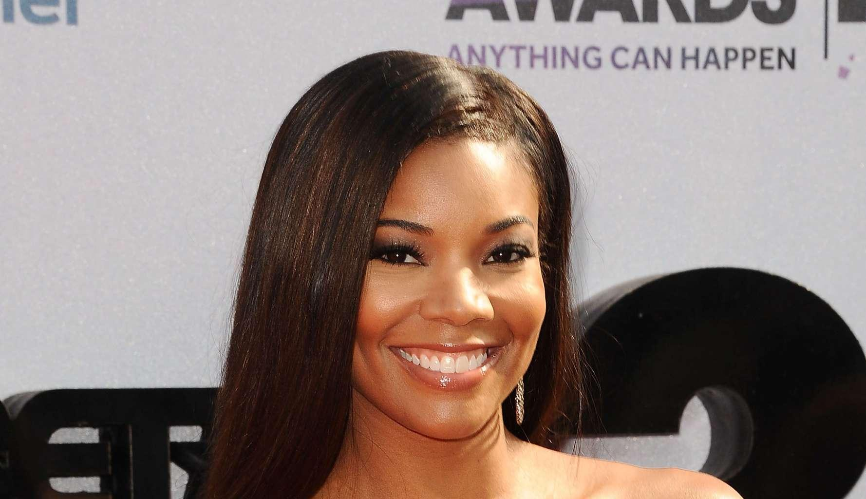 Gabrielle Union Flaunts Her Love For Baby Kaavia James - See Her Photos