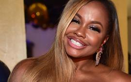 Phaedra Parks Takes Her Sons Out To Their First Concert