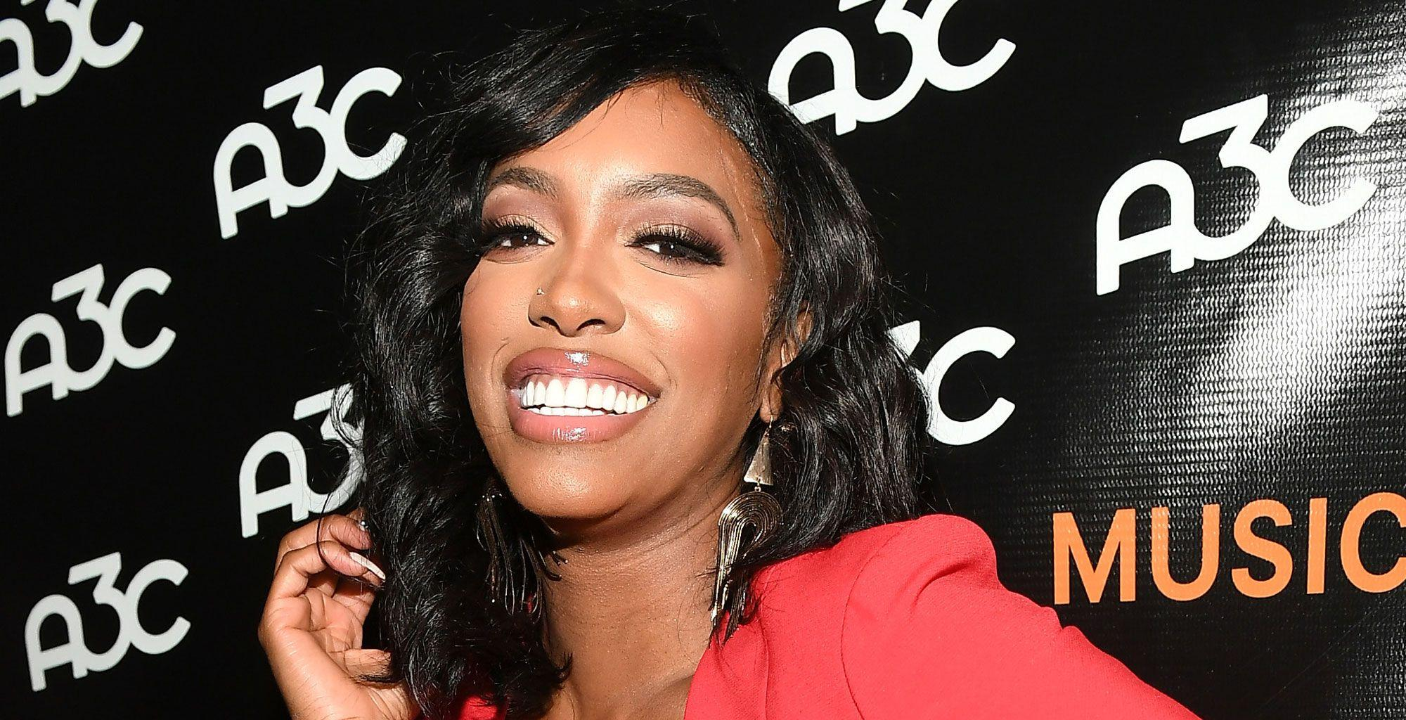 Porsha Williams Is Going On Vacay - Check Out The Family Photo