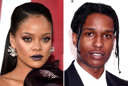 Rihanna And ASAP Rocky Looked Super 'In Love' During Miami Trip, Eyewitness Shares - Details!