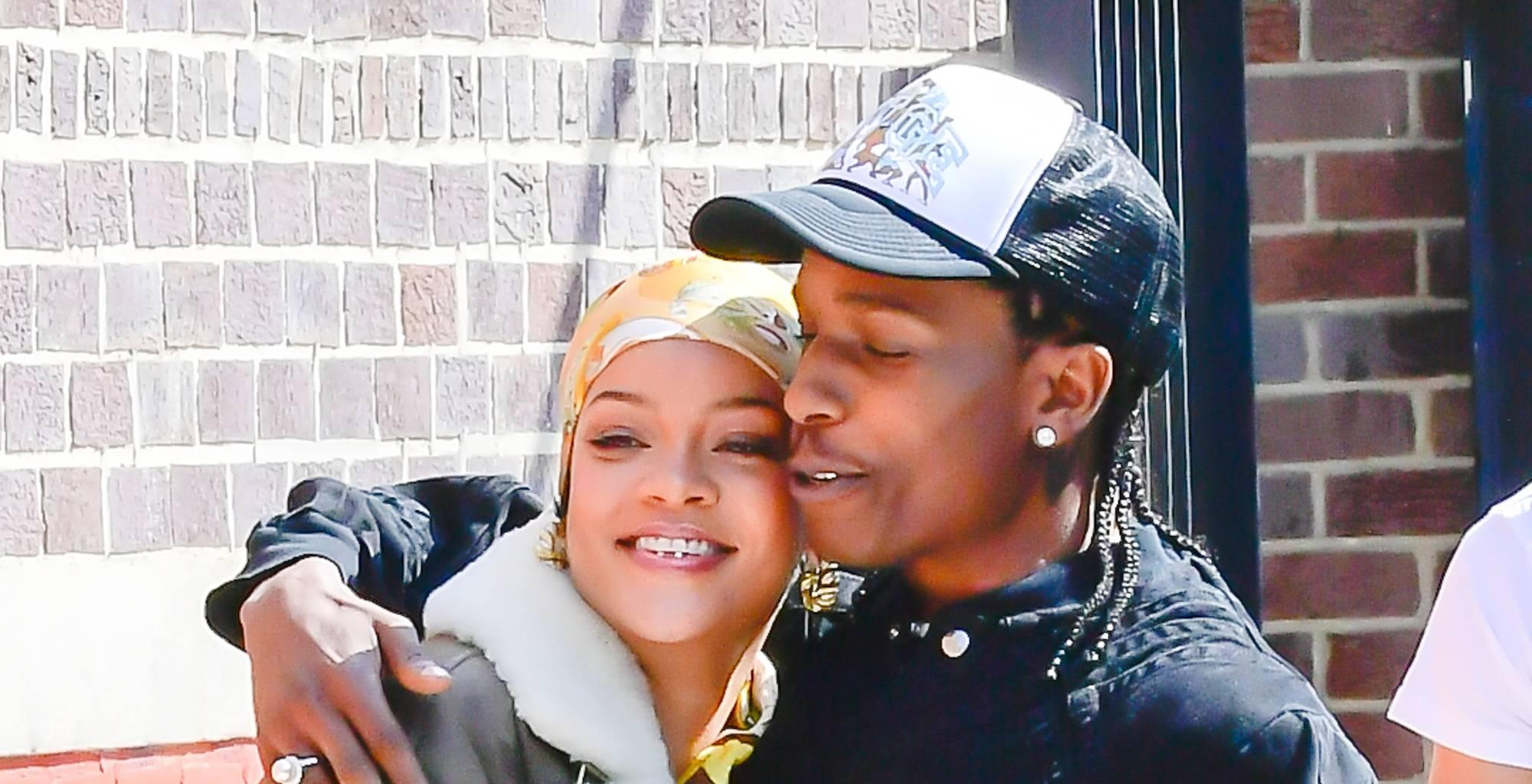 Rihanna And ASAP Rocky Have 'Natural Chemistry' Source Says - Their Love Is 'Sincere And Real!'