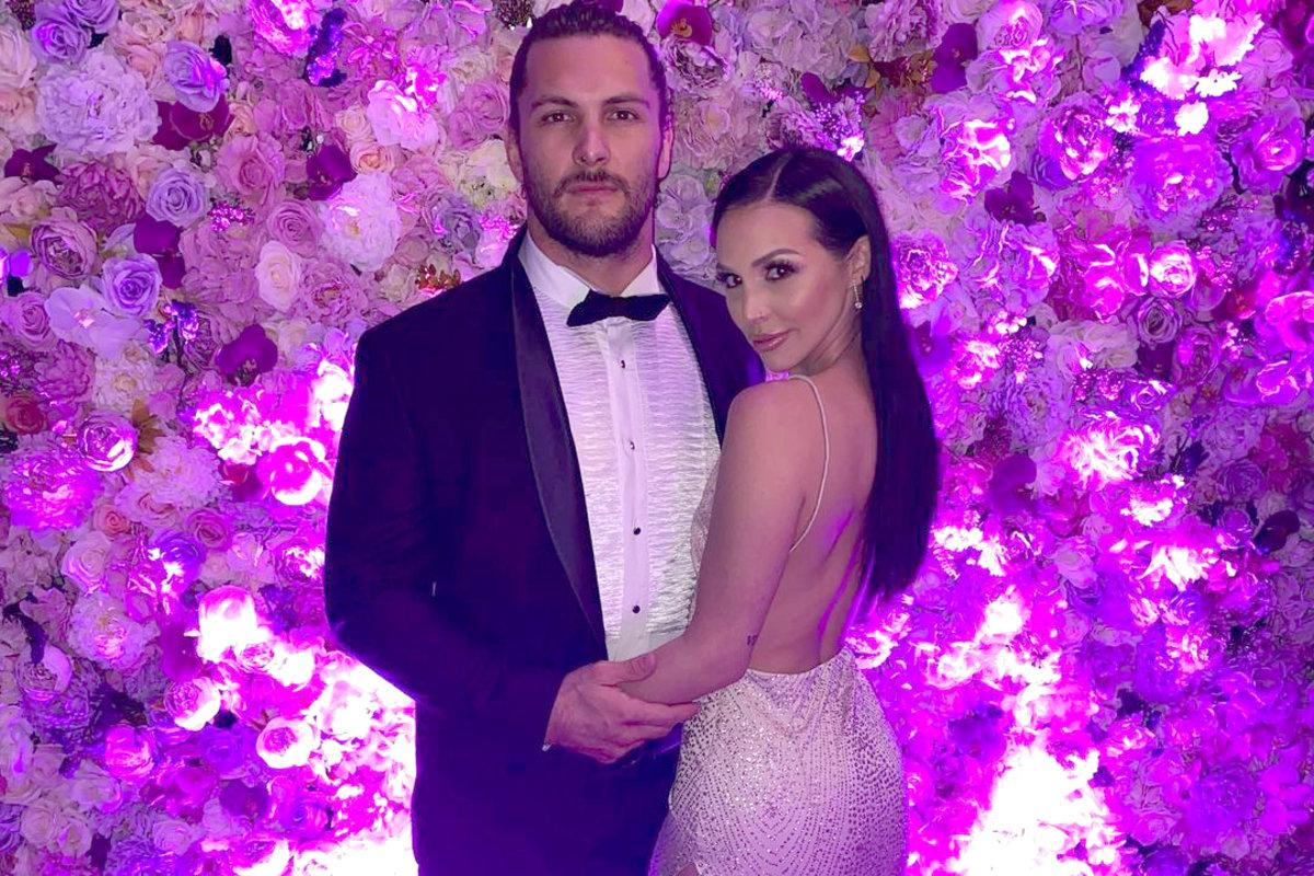 Scheana Shay Posts Gorgeous First Pic From The Big Proposal, Confirming She's Engaged!