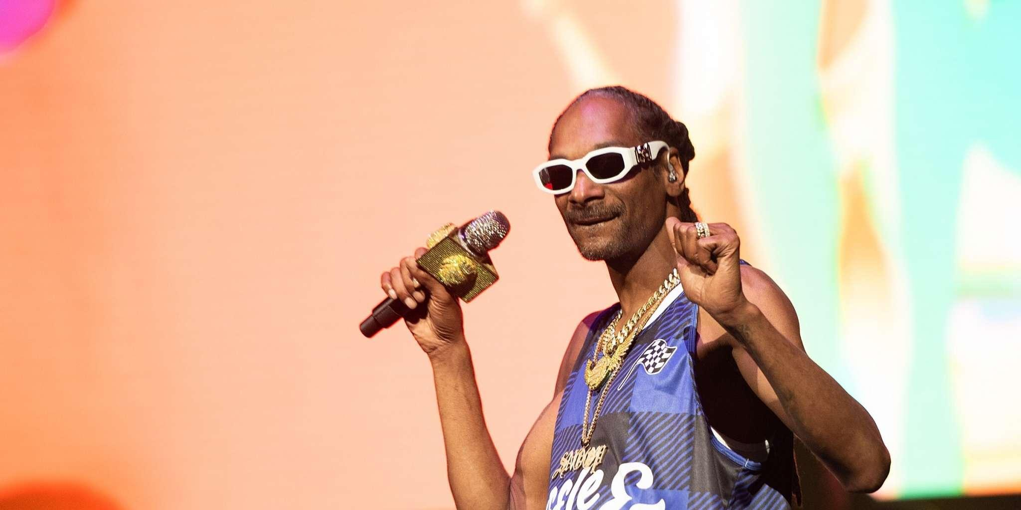 Snoop Dogg Shares An Update About His Mother's Health