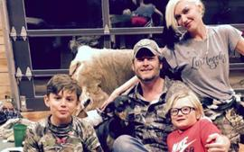Blake Shelton Reportedly Super Excited To Officially Be The Stepfather Of Gwen Stefani's Sons After Tying The Knot!