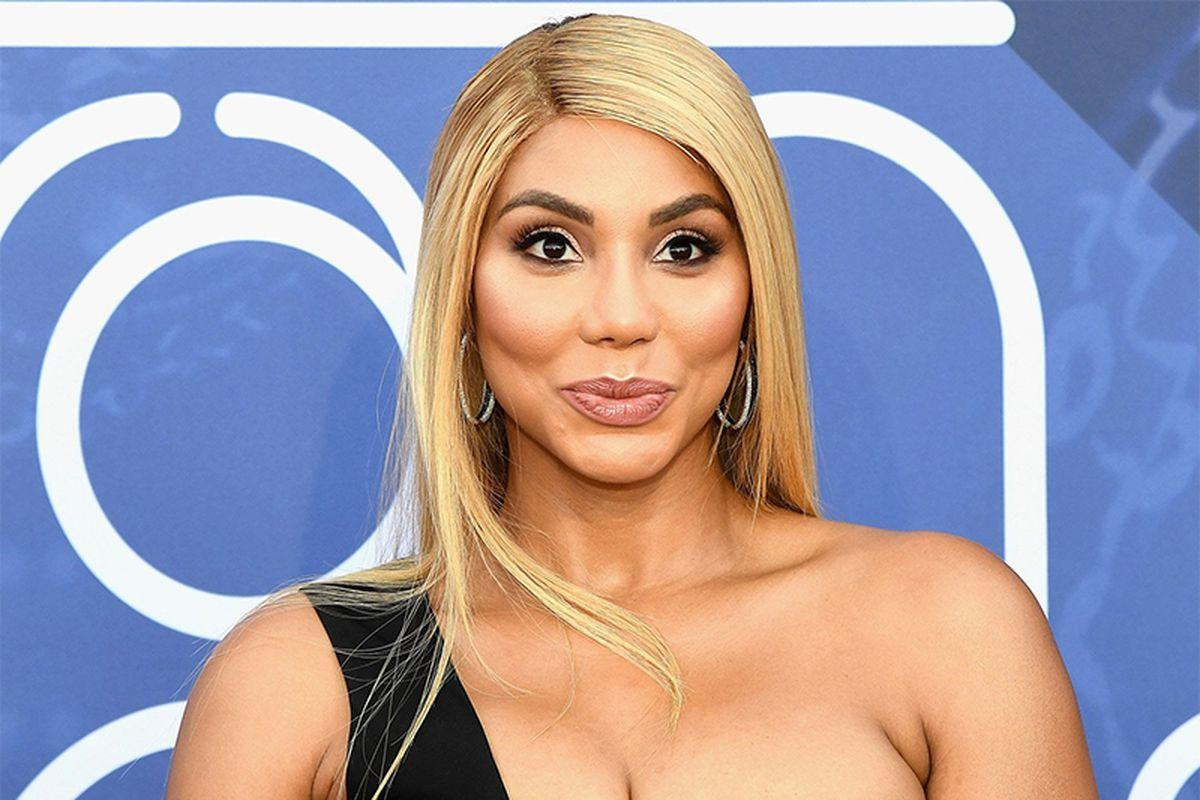 Tamar Braxton Shows Fans The Clip She Would Have Sent To Her Boo