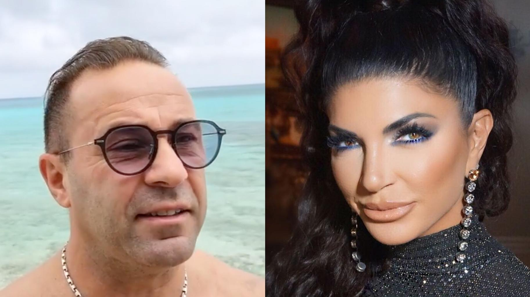 Joe Giudice Has Fun On Luxury Yacht In The Bahamas After Deportation - Can He Return To The States Yet?