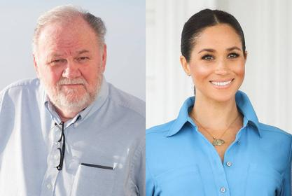 Thomas Markle Threatens To Go To Court Over Not Being Able To Meet Meghan Markle And Prince Harry's Children!