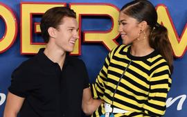 Zendaya And Tom Holland Make Out In Public, Finally Confirming Longtime Rumored Romance!