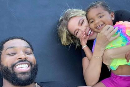 KUWTK: Khloe Kardashian's Fans Angry To See Tristan Thompson Gushing Over Her Latest Post - 'Block Him Sis!'