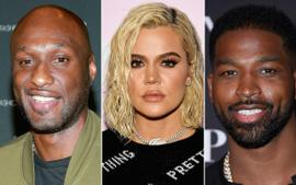 KUWTK: Tristan Thompson Threatens To Kill Lamar Odom For Flirting With Khloe Kardashian Under Her Sultry Shower Pic!