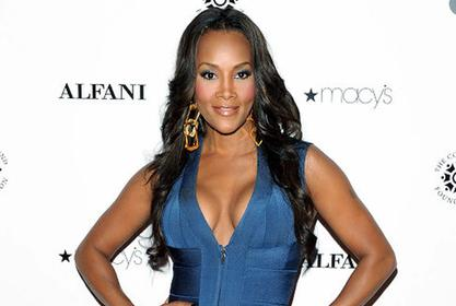 Vivica A. Fox Looks Stunning In A Gorgeous Pink Swim Dress At Her 57th Birthday Bash - Check Out The Pics And Vids!