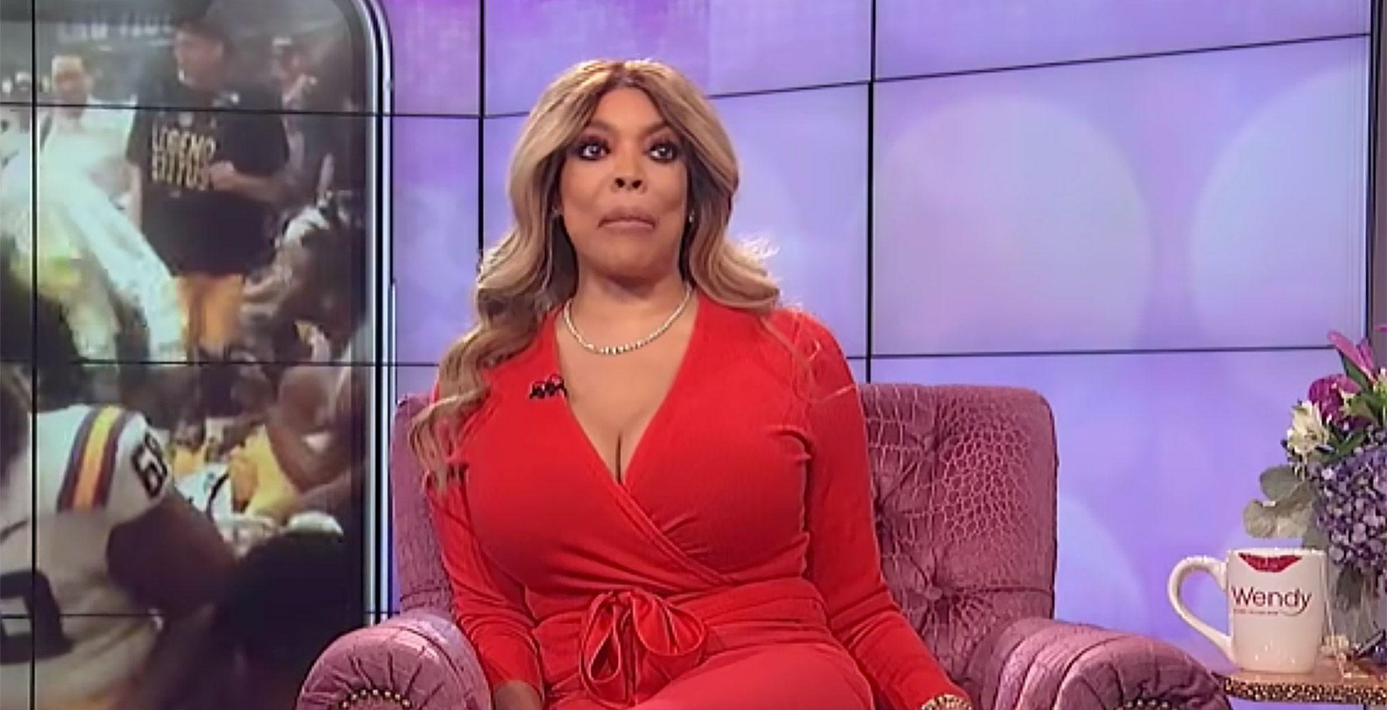 Wendy Williams Denies Passing Gas On Camera After Viral Video - Calls The Rumors 'So Stupid!'