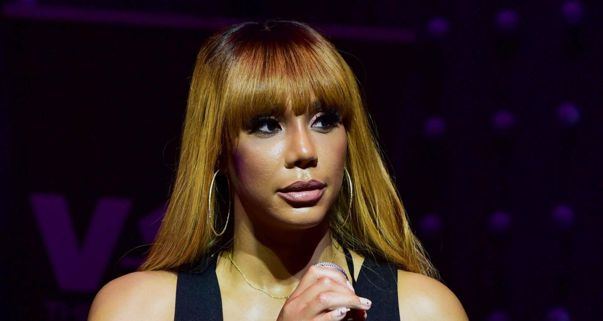Tamar Braxton Is Grateful For New Beginnings - Check Out Her Video