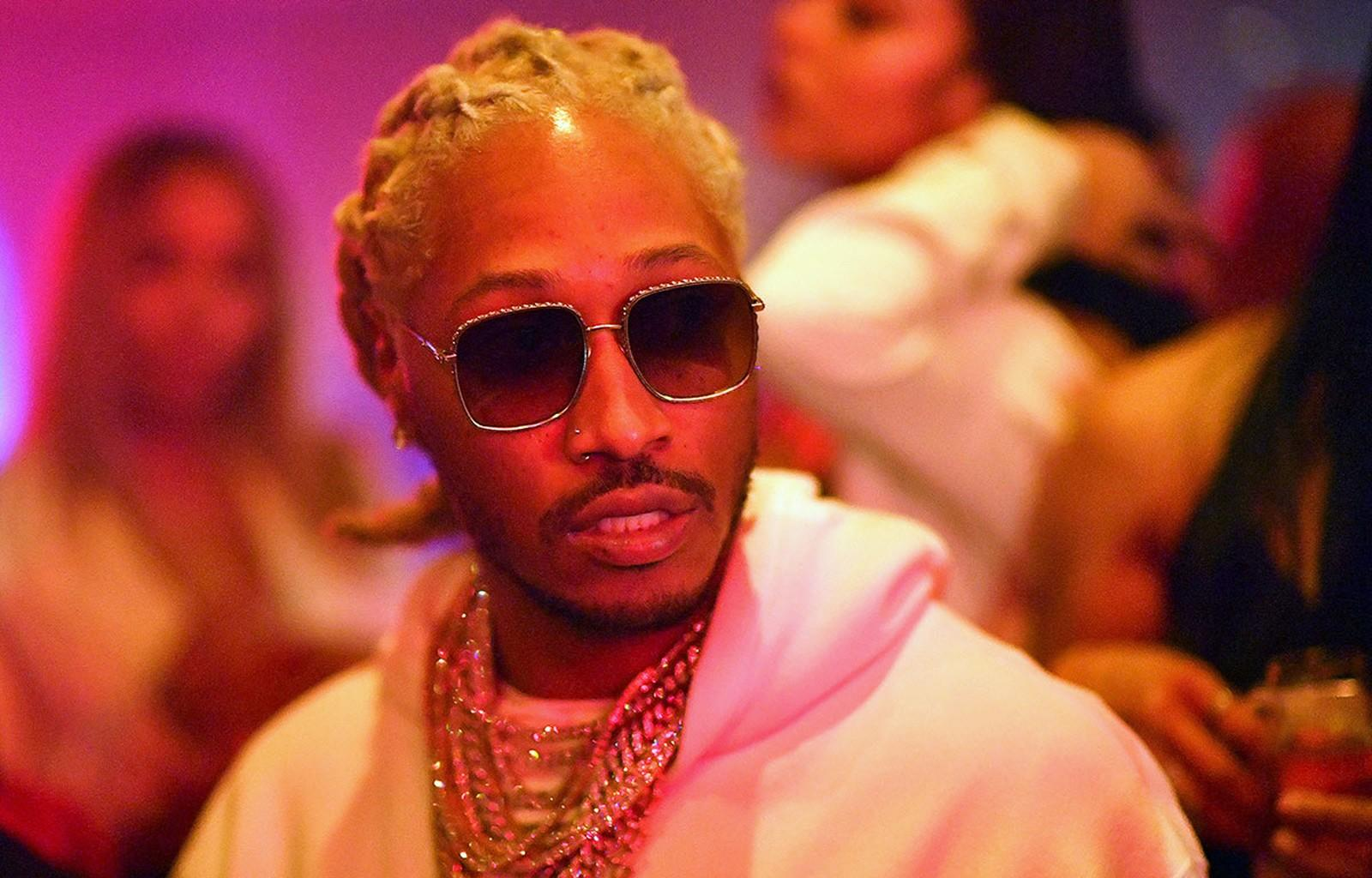 Future Says He Never Loved Joie Chavis! Check Out The Audio