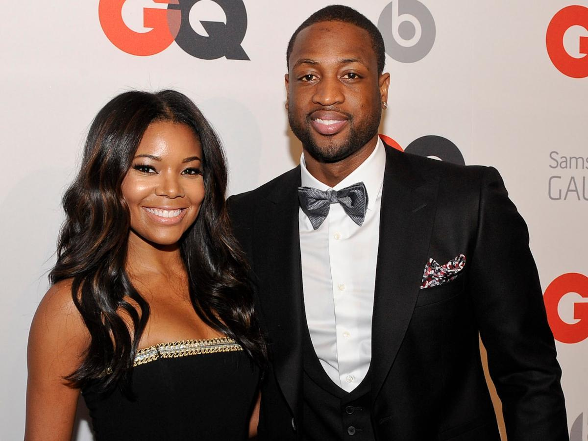 Gabrielle Union And Dwyane Wade Celebrate Their 7th Anniversary - See Some Amazing Pics And Clips