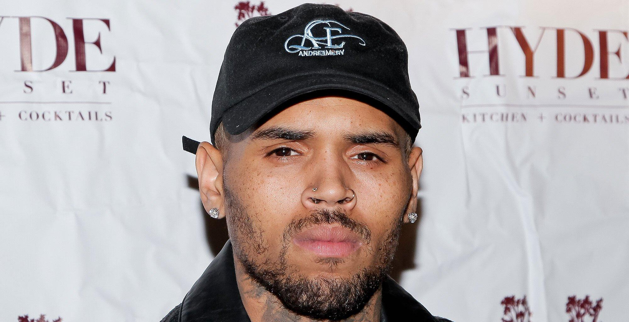 Chris Brown Drops Emotional Messages For His Kids