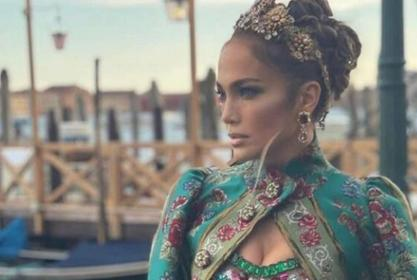 Dolce And Gabbana Held A Fashion Show In Italy - See J.Lo, Ciara And More Shining!