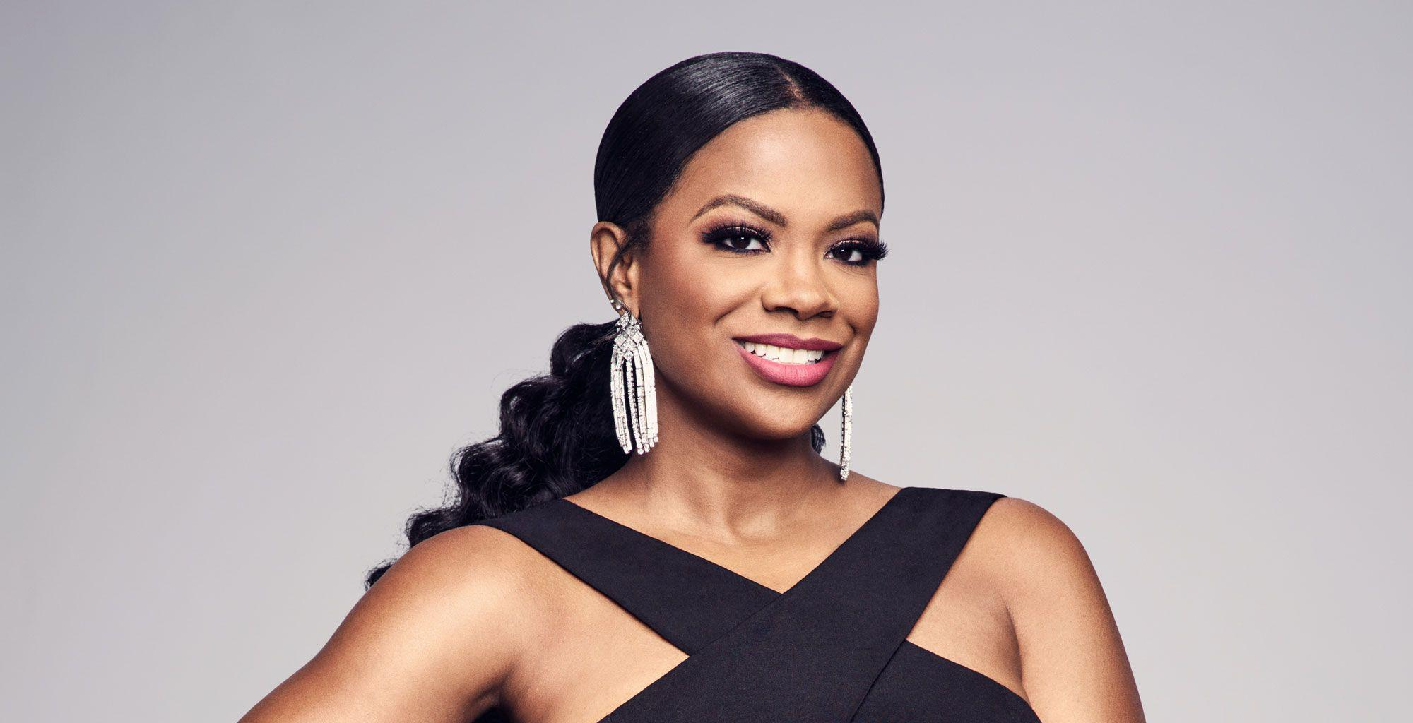 Kandi Burruss Is Featured In The Fall Issue Of 'Hello Beautiful' Magazine