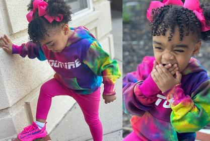 Toya Johnson Takes Reign Rushing On Her First Day To School