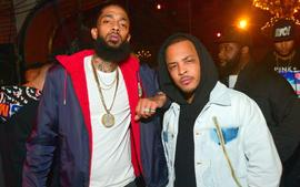 T.I. Misses Nipsey Hussle - Check Out The Emotional Video He Shared