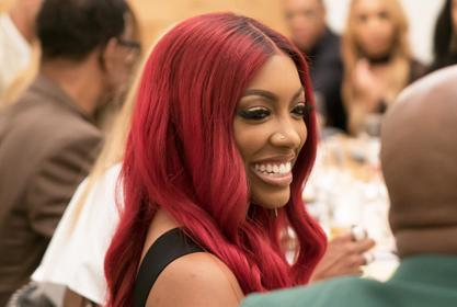 Porsha Williams Flaunts Her Latest Obsession For Fans