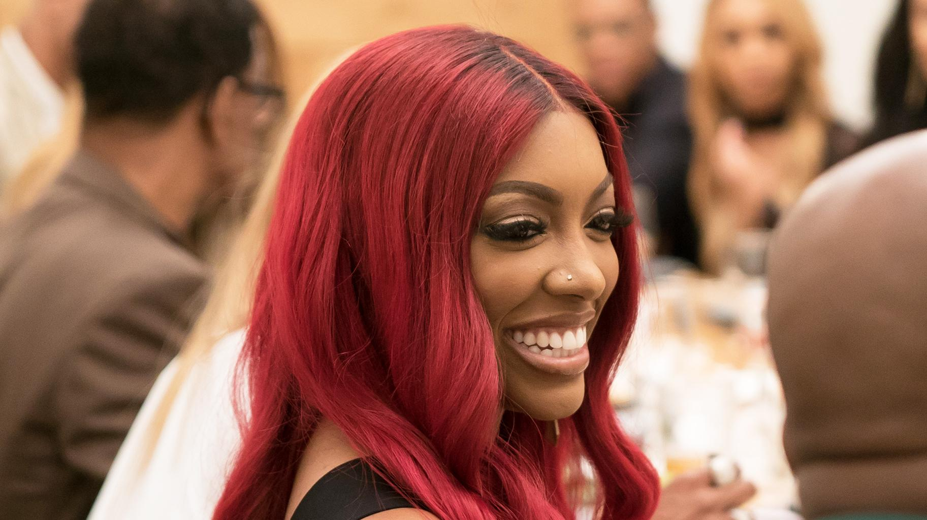 Porsha Williams Has A Message For Dish Nation Family