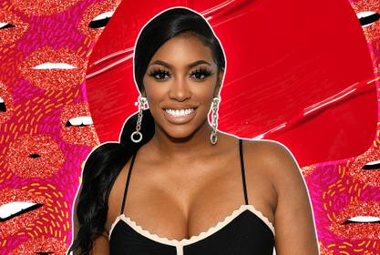 Porsha Williams Shares An Uplifting Message With Fans
