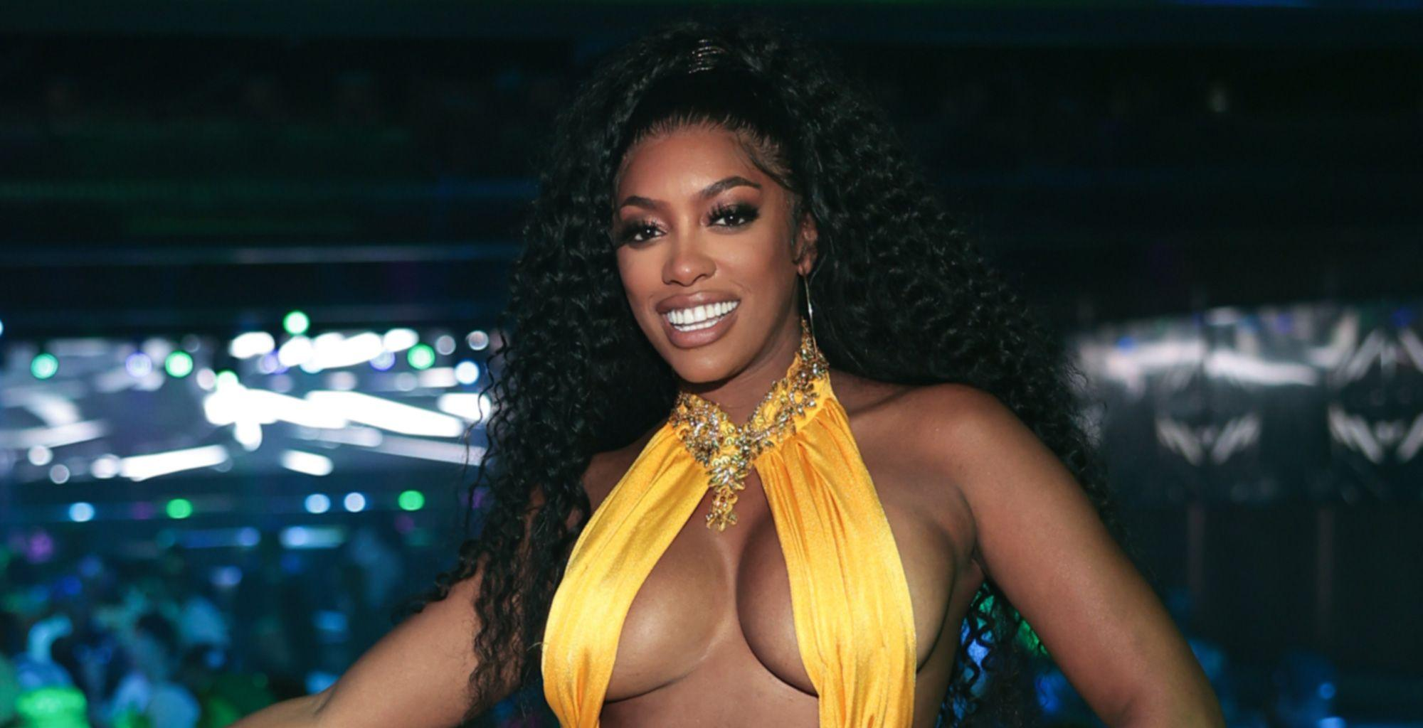 Porsha Williams Triggers Pregnancy Rumors With These New Pics Featuring Her New Family