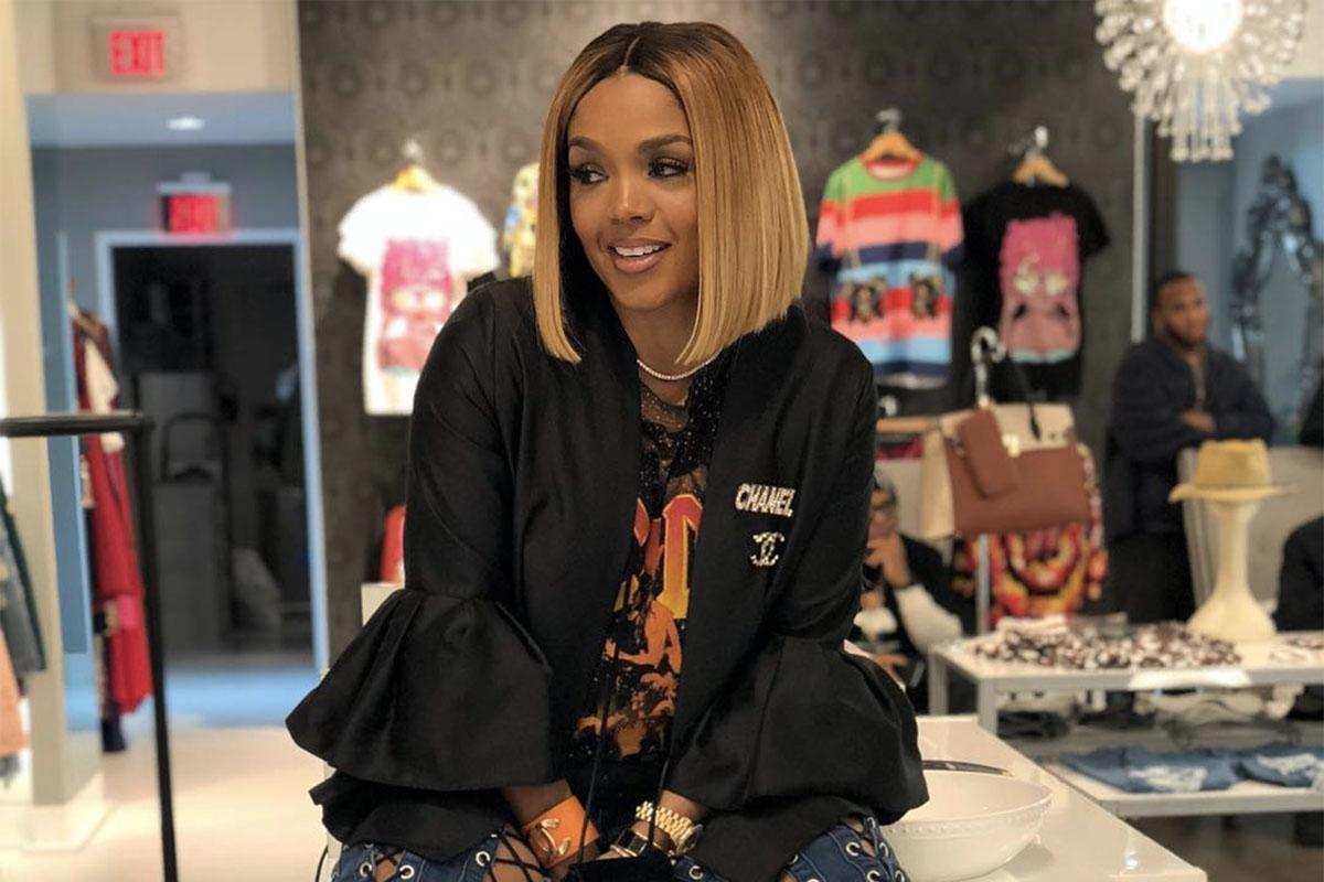 Rasheeda Frost Flaunts A New Look For Fans And People Praise Her Blonde Tresses