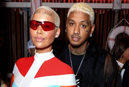 Amber Rose Says Alexander Edwards Cheated On Her With 12 Women